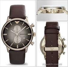e1a92cb0c36 Relógio Emporio Armani Ar1755 Frete Gratis - R  689