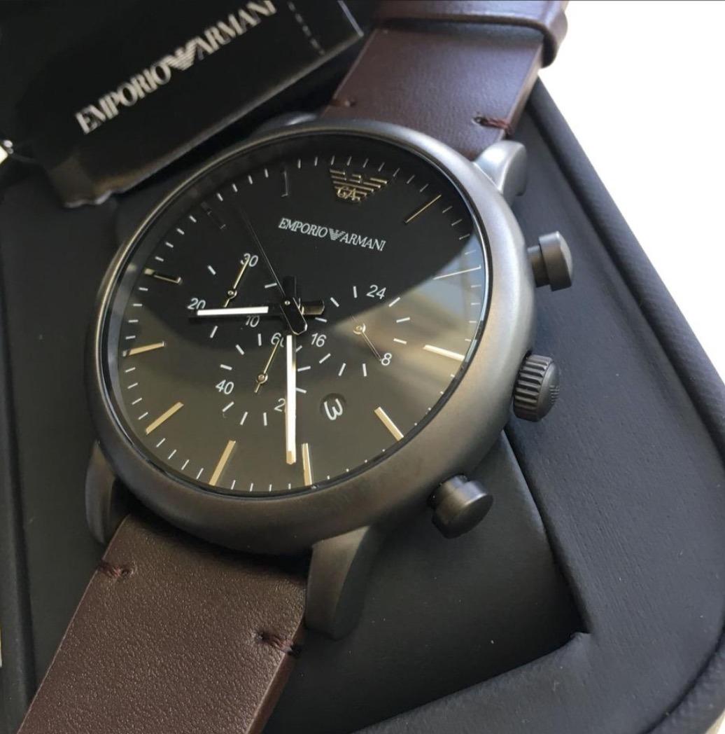 diversifiziert in der Verpackung Beste besserer Preis für Relógio Emporio Armani Ar1919 Original +3 Anos De Garantia