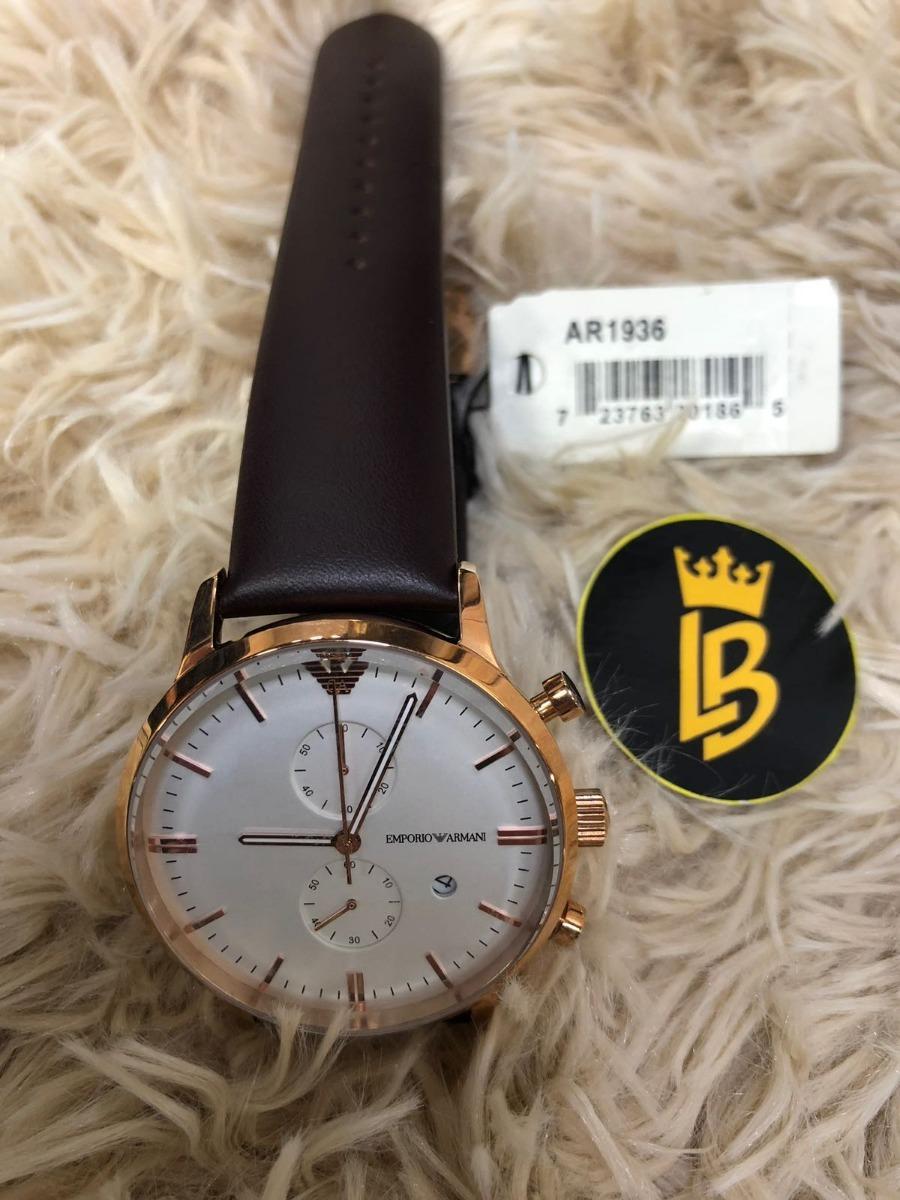 c626b171581 Relógio Emporio Armani Ar1936 Original