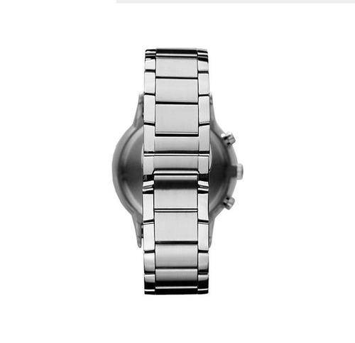 0e4e7a2a7 Relógio Emporio Armani Ar2434 Prata Original - R$ 378,89 em Mercado ...