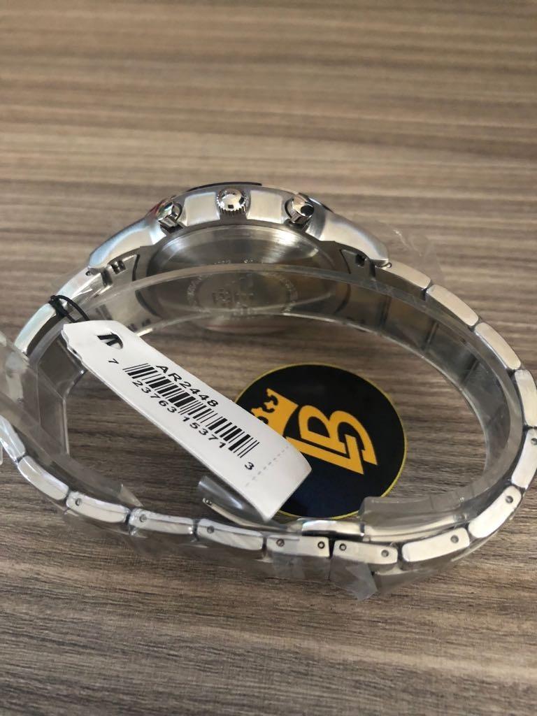 c37b033612c Relógio Emporio Armani Ar2448 100% Original