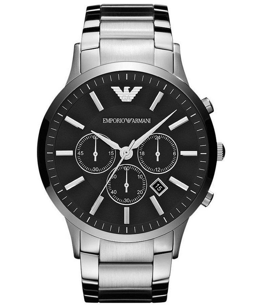 476032cf545 Relógio Emporio Armani Ar2460 Original C  Caixa + 3 Anos De - R  499 ...