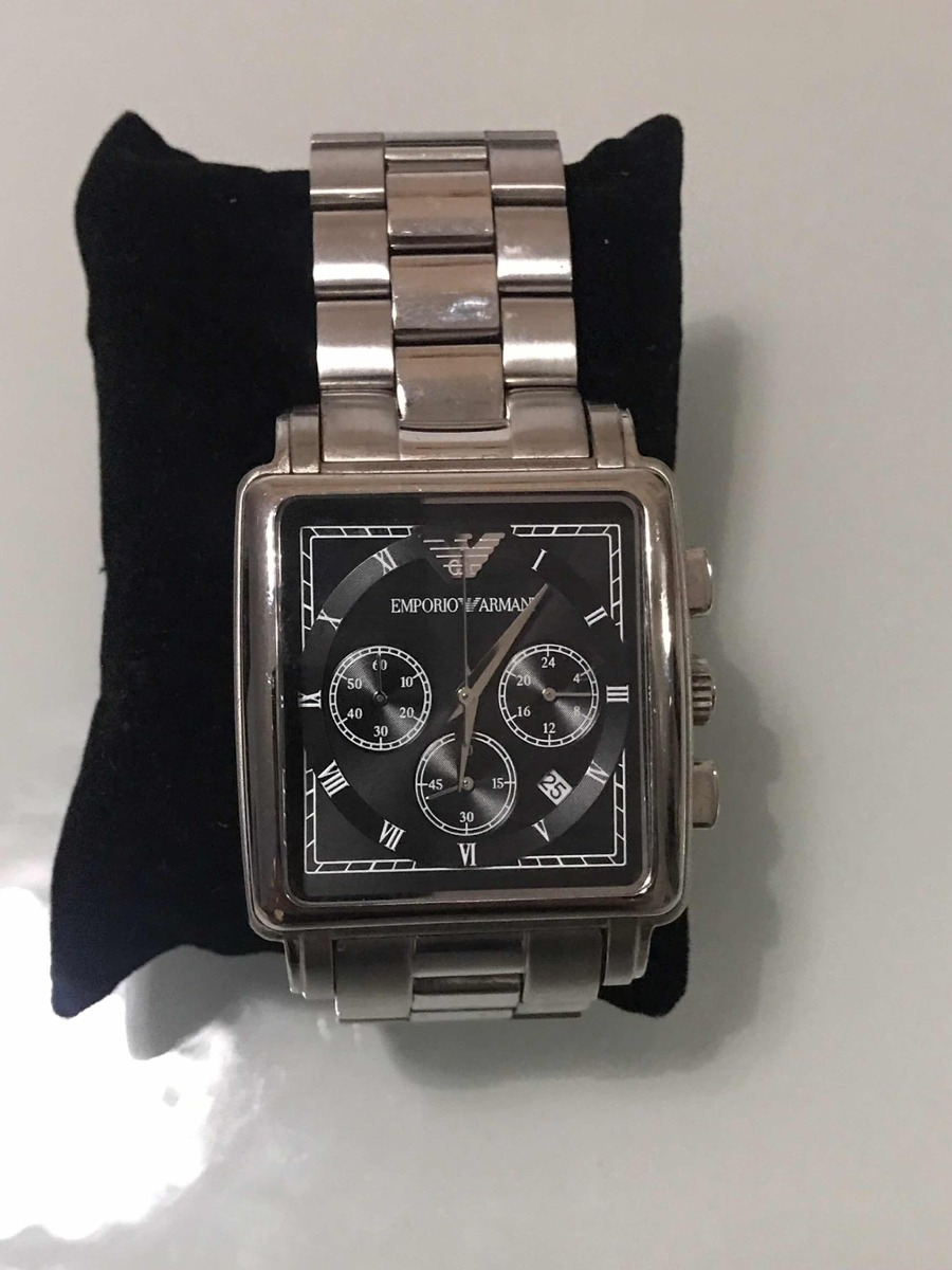 940cdc4715d relógio empório armani ar5331   original  . Carregando zoom.