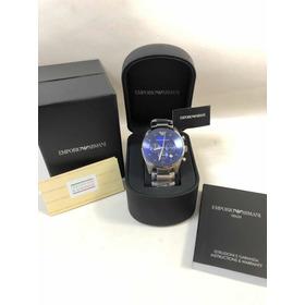 Relógio Emporio Armani Ar5860 Com Caixa E Garantia