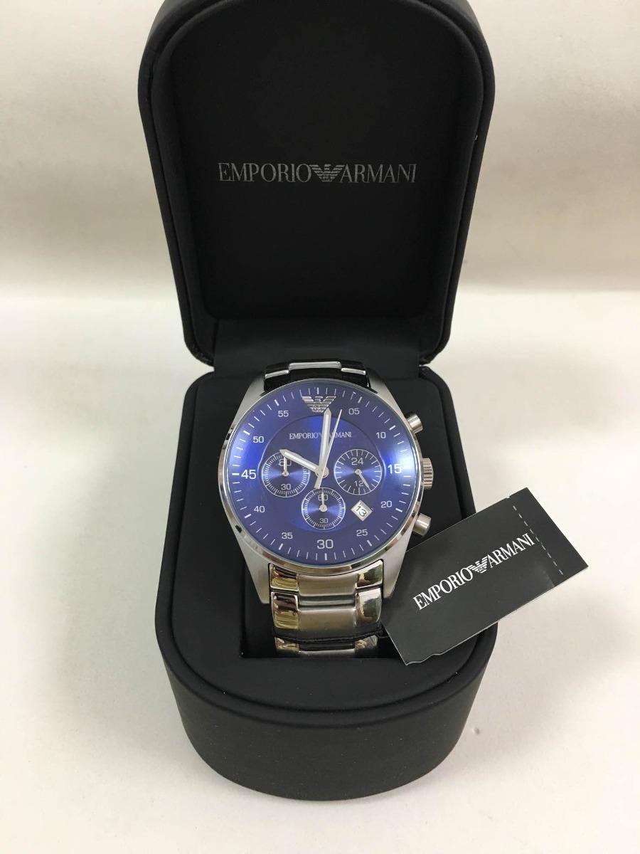 1c870f89d2fce Relógio Emporio Armani Ar5860 Com Caixa Original - R  305,00 em ...