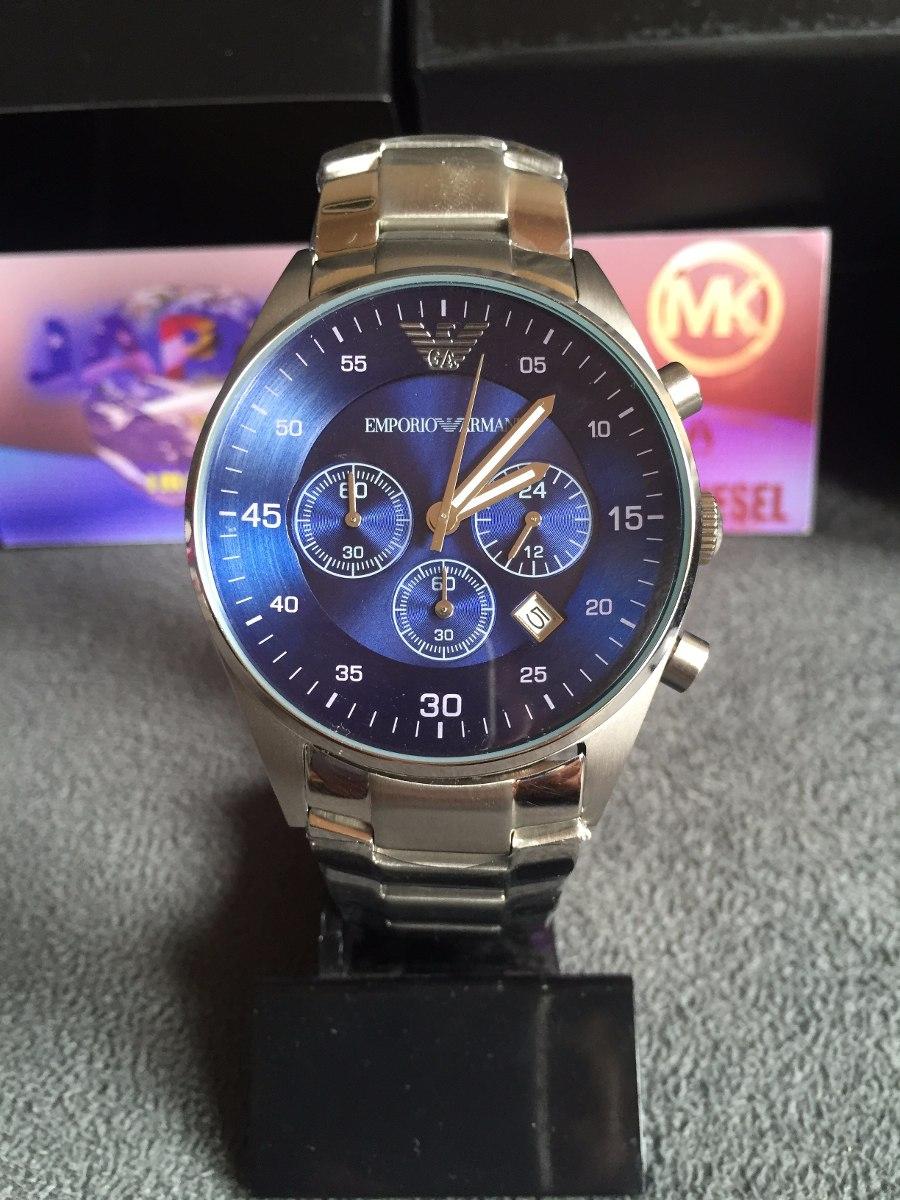 dca2326af62 Relógio Emporio Armani Ar5860 Completo 100% Original C caixa - R ...