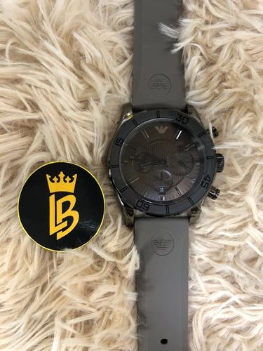 96401e9a99f Relógio Empório Armani Ar5949 Frete Grátis Em 12x Sem Juros - R  895 ...