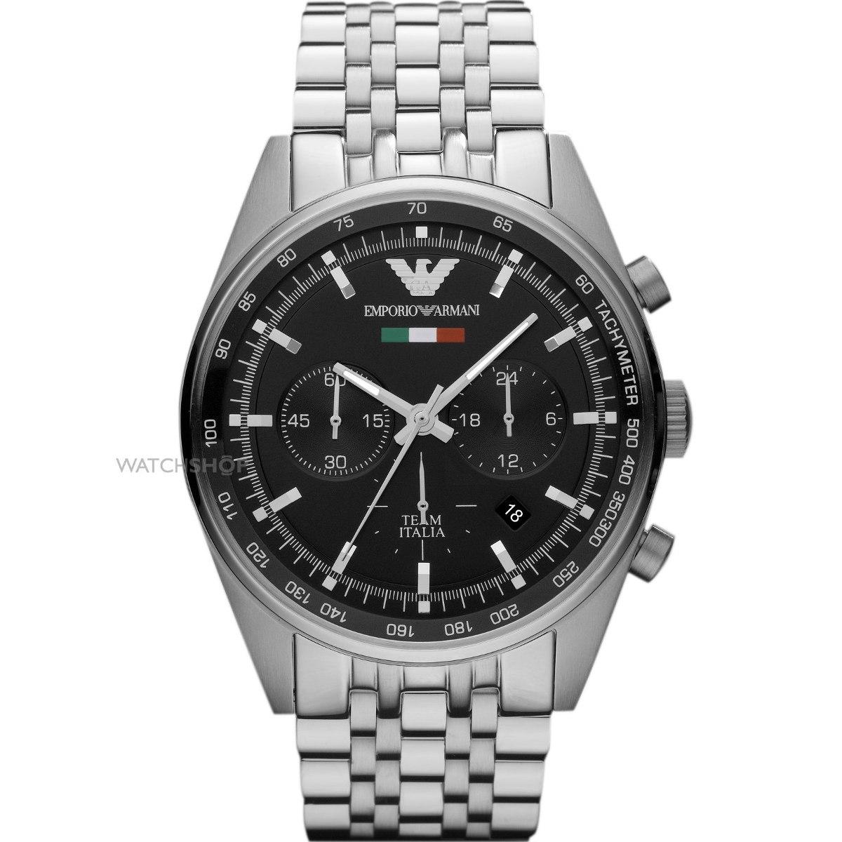 8f3efbbc9 Relógio Emporio Armani Ar5983, Já No Brasil. Frete Grátis! - R$ 419,99 em  Mercado Livre