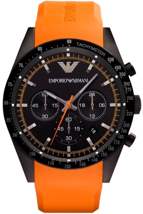 6540f962b34 Relógio Emporio Armani Ar5987 Preto Original Garantia 3 Anos - R ...