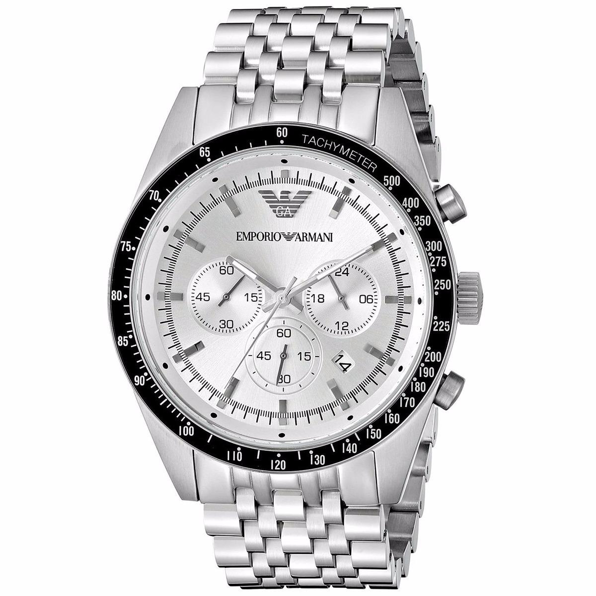 2a22793536916 ... Relógio Emporio Armani Masculino Aço Ar6073 Oferta - R 367,99 em .