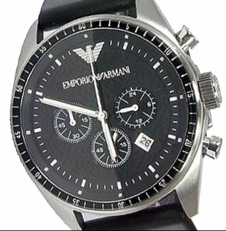55327c5b4a6 Relógio Emporio Armani Masculino Original - R  249
