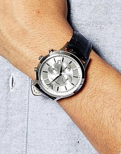 relógio empório armani novo temos modelos ar2433 ar2432