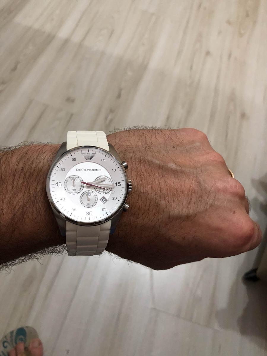 Relógio Emporio Armani ,original, Usado , Unisex - R  220,00 em ... 355f0c4cfa