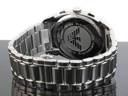 f6162b9d7c3 Relógio Emporio Armani Prata Ar0350 Original Frete Grátis - R  439 ...