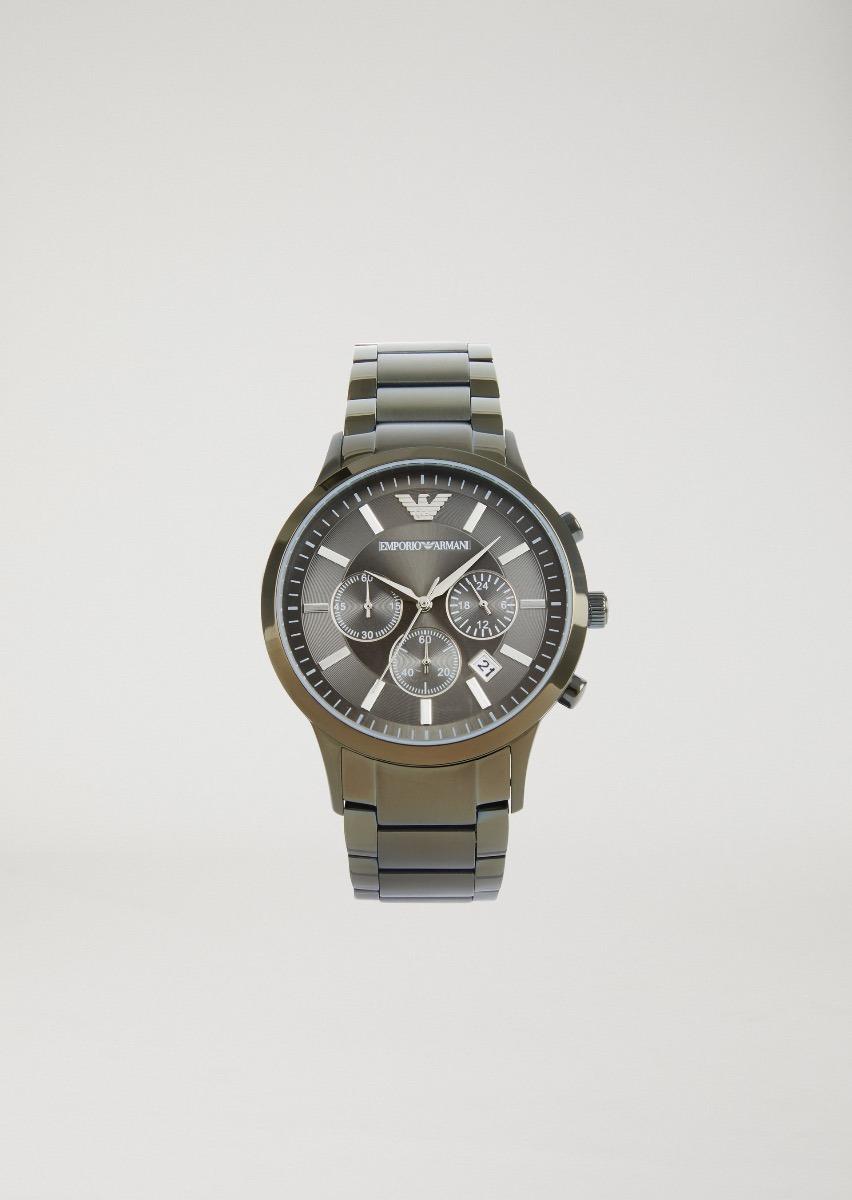 8852a17f9ce relogio emporio armani stopwatch 8700 - garantia original. Carregando zoom.