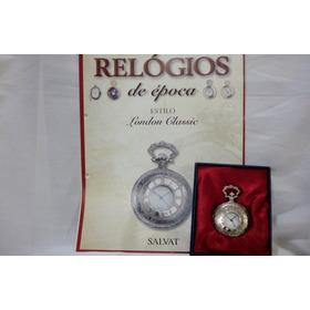 Relógio Época London Classic Colecionável