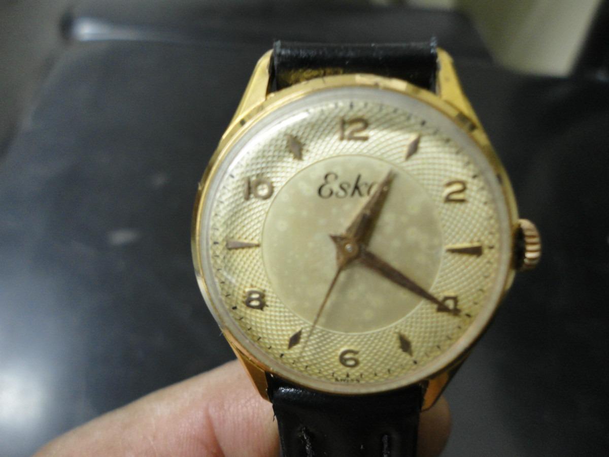 30198dbcd0a relógio eska suiço antigo. Carregando zoom.