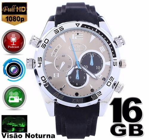 3e157b9ca6e Relógio Espião