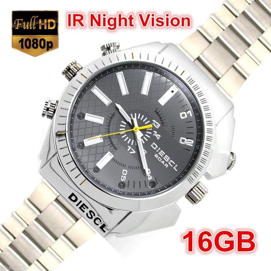 264b83f501e relógio espião hd16gb video visão noturna 1080p frete grátis. Carregando  zoom.