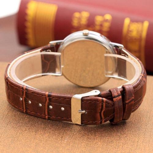relógio esporte feminino masculino pulso quartzo vintage