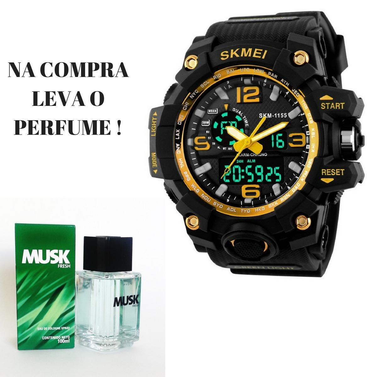 b9eefa60711 Relógio Esportivo -alarme -relógio Esportivo-analogico + Per