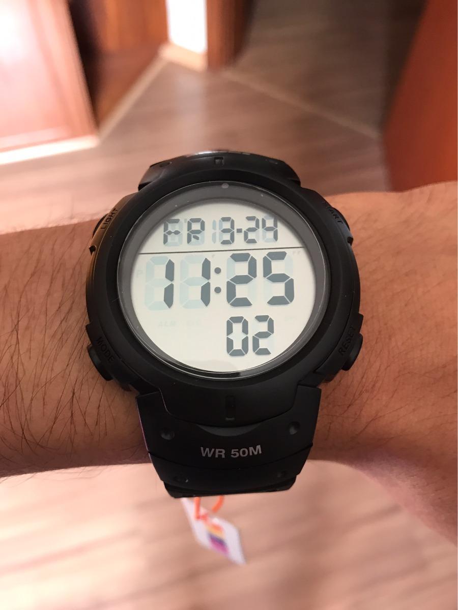 472e9cc70b0 relógio esportivo com cronometro. Carregando zoom.