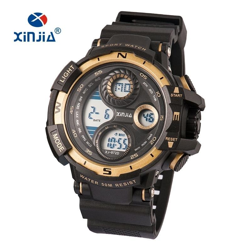 0ef264b9149 relógio esportivo de luxo xinjia a prova d água. Carregando zoom.
