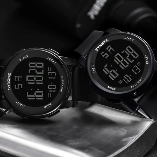 relógio esportivo digital