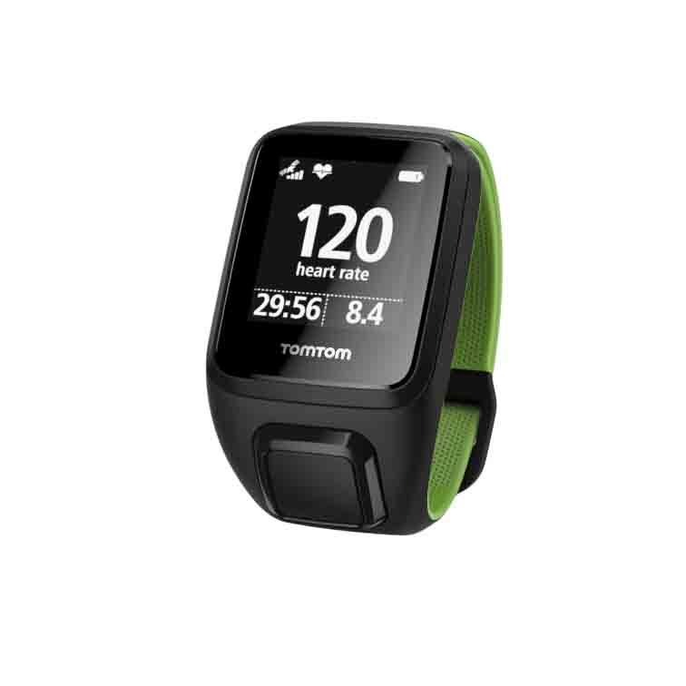 00d58891b2c Relógio Esportivo Gps Tomtom Runner 3 Bluetooth Small - R  839