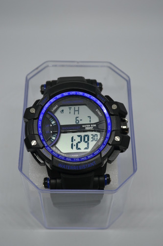 relógio esportivo light sportwatch digital em silicone