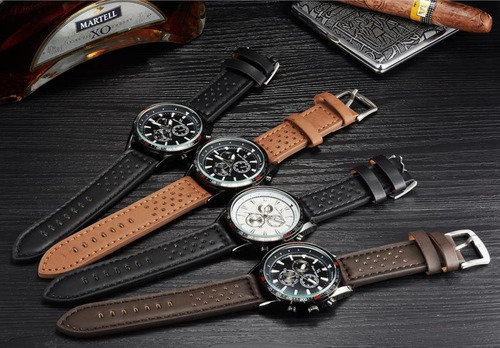 relógio esportivo masculino analógico v6 super speed 0270