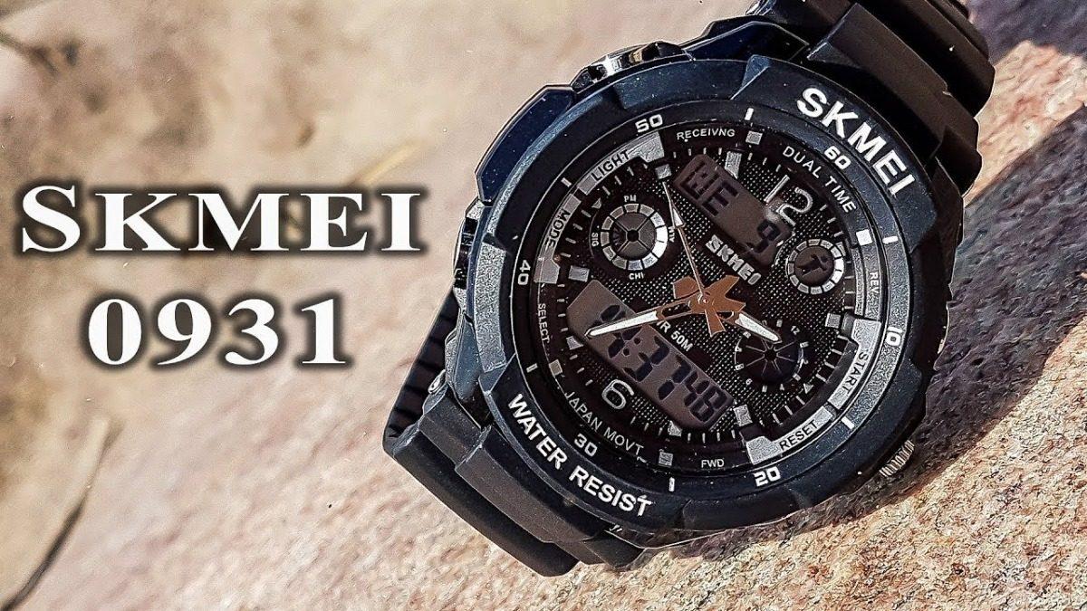 fcaeb2f4499 relógio esportivo masculino marca chinesa. Carregando zoom.