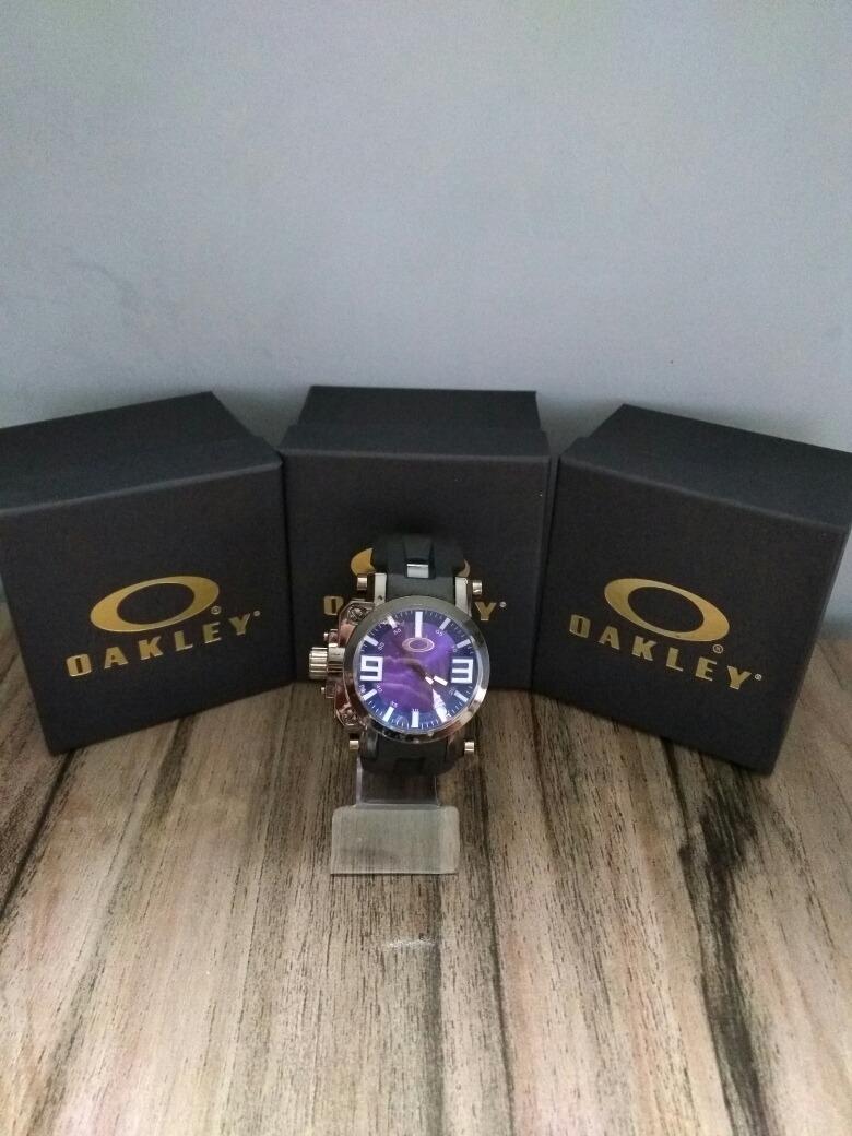 f8335e045b8 relógio esportivo masculino oakley gearbox + óculos oakley. Carregando zoom.
