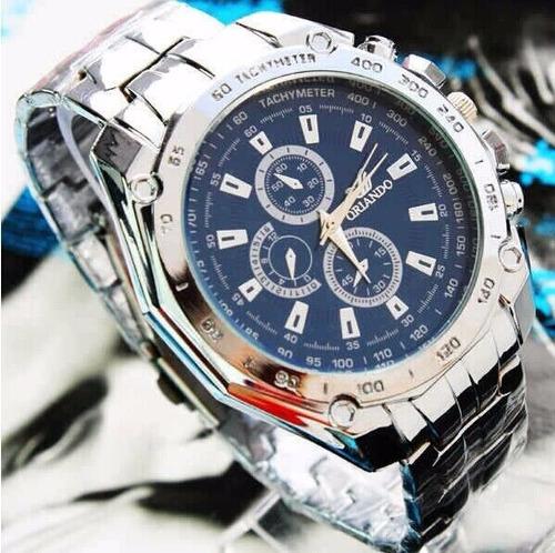 relógio esportivo masculino orlando
