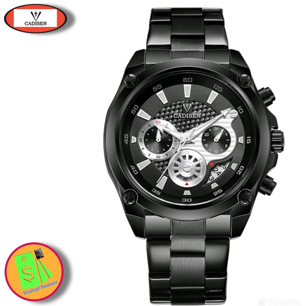 c1d1bb26f99 relógio esportivo masculino à prava d água preto. Carregando zoom.