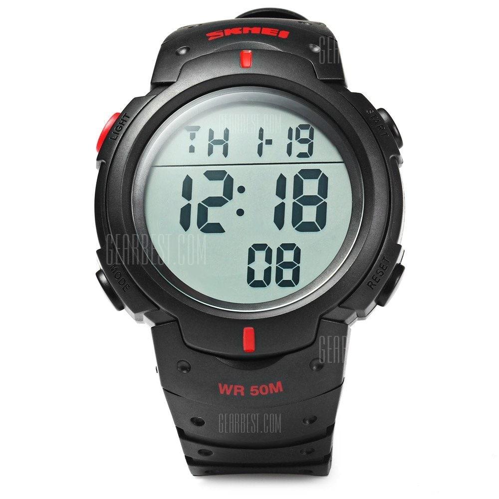 7cd7b738173 relógio esportivo masculino skimei 1068 original. Carregando zoom.