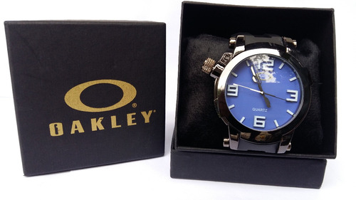 relogio esportivo oakley holeshot 2, kit 5 unidades c/ caixa