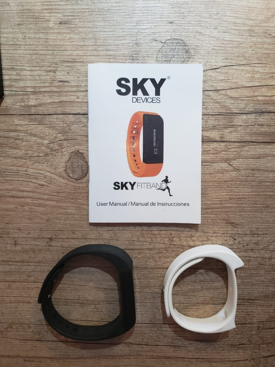 Sky Fitband Fitness Band Sky Devices