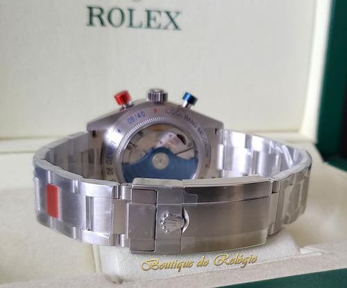 relógio eta - modelo daytona cool hand brooklyn exclusivo