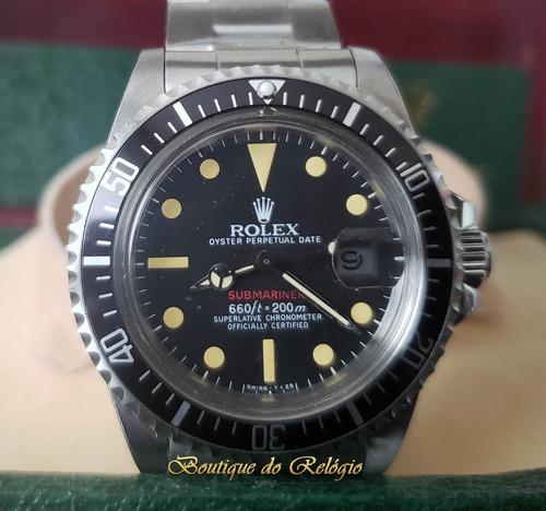 relógio eta - modelo submariner vintage a2824