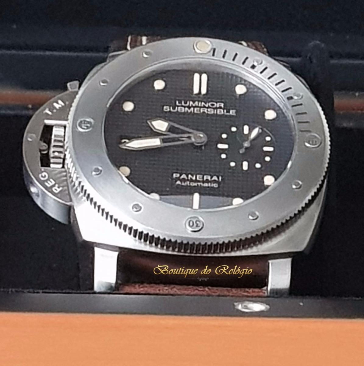 52741780a8c relógio eta submersible 1950 3 days automatic titanium inver. Carregando  zoom.