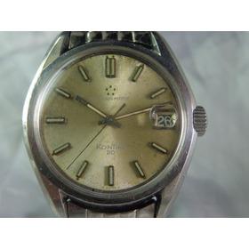 Relógio Eterna Matic Kontiki 20 1489 K - 1964 Relogiodovovô