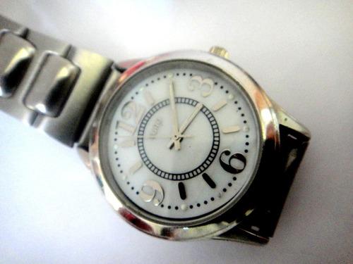 relógio euro a quartz
