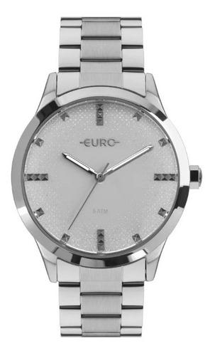 relógio euro analógico  feminino eu2036yok/3k