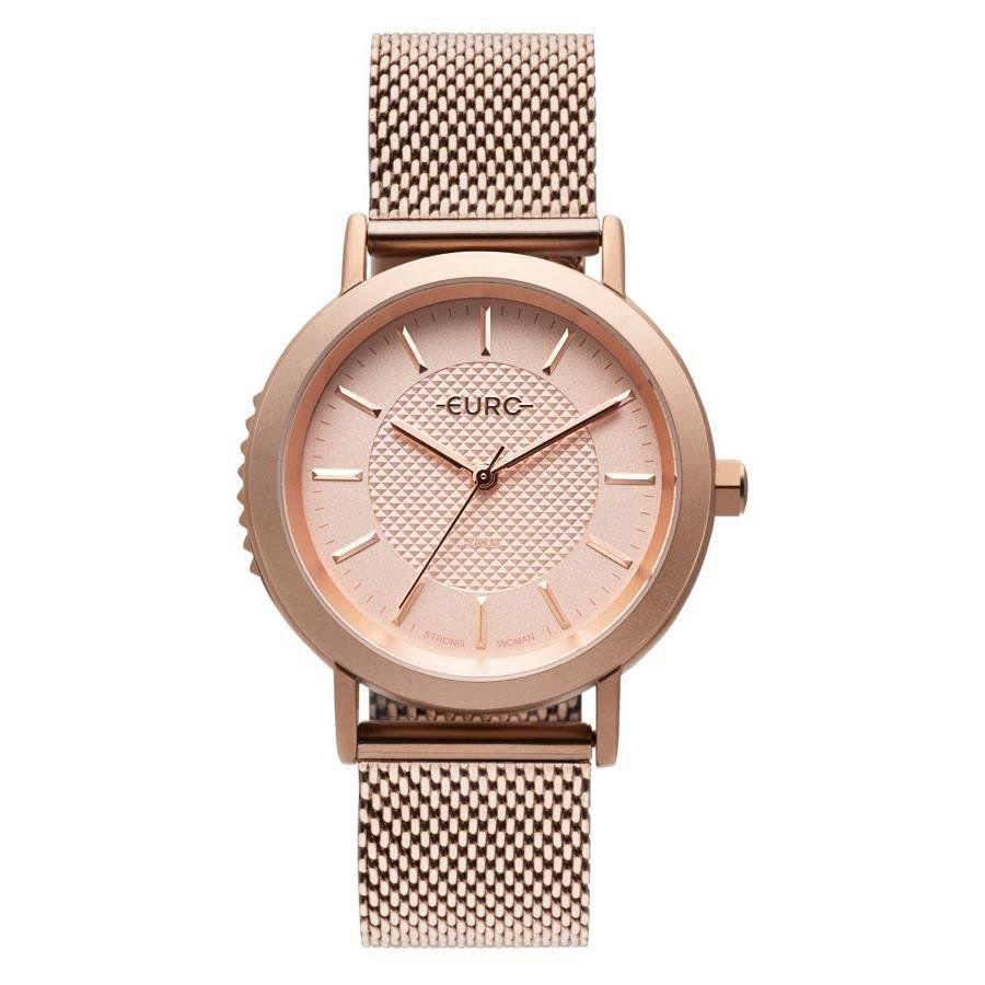 b398b835cbd Relógio Euro Feminino Ref  Eu2036ymy 4j Fashion Rosé - R  289