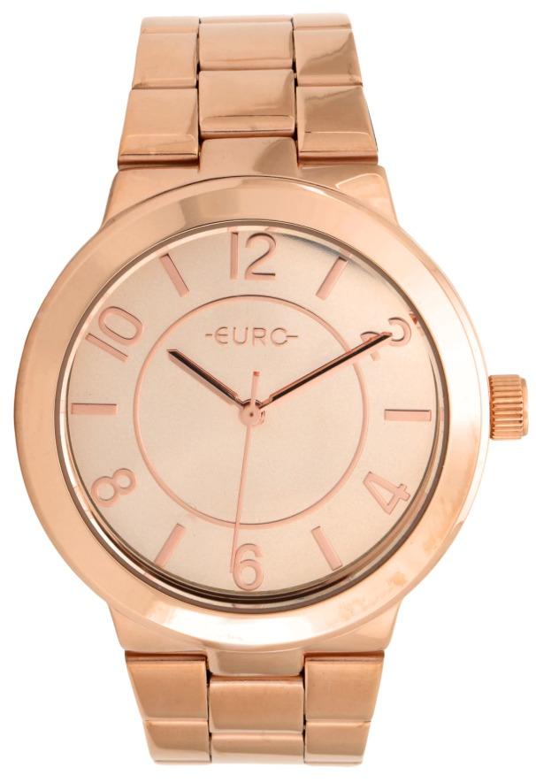 3402493af59 Relógio Euro Rose Gold Feminino Espelhado Eu2036yle 4x