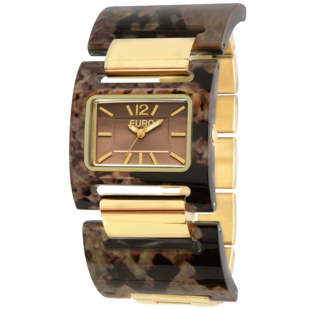 2ee93aab8ba relógio euro feminino bracelete eu2035lxa 4m - promoção. Carregando zoom.