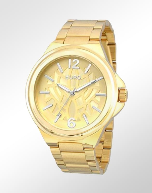 b144ea784fe Relógio Euro Feminino Eu2039jc 4d - R  289