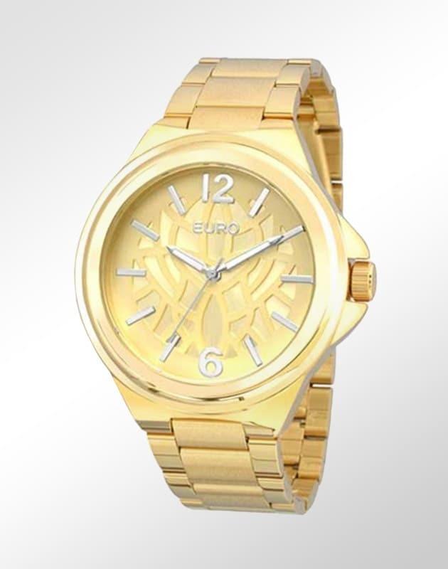 4a2fdab0df554 Relógio Euro Feminino Eu2039jc 4d - R  289