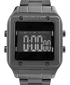 fad185d14 Relogio Euro Masculino Quadrado - Relógios De Pulso no Mercado Livre Brasil